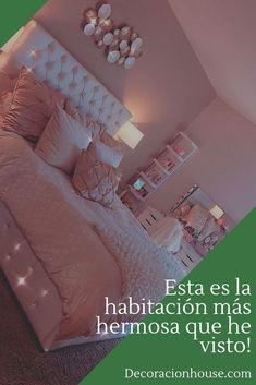 Esta es la habitación más hermosa que he visto! #habitaciones_ideales #habitacion_ideas #habitacion_decoracion