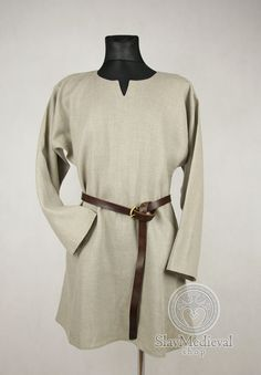 Sale! Early Medieval shirt!  SIZE S, M. L, XL. lot of colors 100% linen  .Viking shirt longsleeves, Birka tunic, Historical Pattern