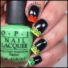 Instagram media by coloresdecarol #nail #nails #nailart