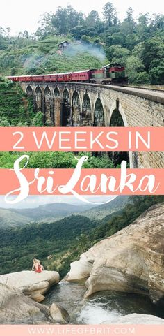 How to spend a wonderful 2 weeks in Sri Lanka! A jam-packed nature filled sample itinerary for your next trip at life of brit!