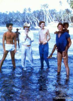 Duran Duran in Sri Lanka Great Bands, Cool Bands, 80 Bands, Sri Lanka, John Schneider, Nick Rhodes, Simon Le Bon, Tears For Fears, Amazing Songs