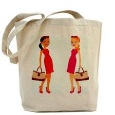 ELEGANT LADY Tote Bag > Elegant Lady