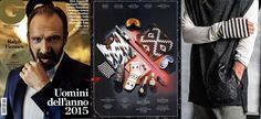 December'15 #GQ #fashion #magazine #fw15 #collection #danieladallavalle #man #riccardocavaletti