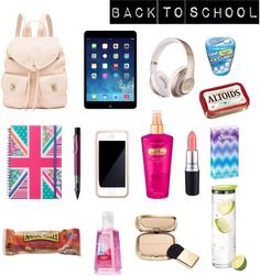 Back to school | Essentials