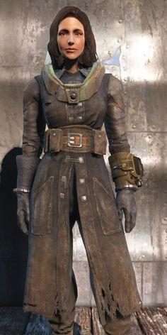 Drifter outfit (Fallout 4) | Vault Jumpsuit