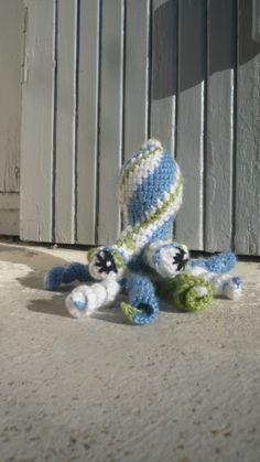 """""""Verbule"""", La pieuvre aux 3 couleurs : Jeux, jouets par creations-de-la-salamandr"""