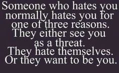 Hate hate!