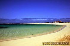 Fuerteventura. Playa de la Concha (El Cotillo)