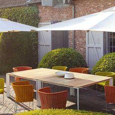Tavolo Sunset   Design Francesco Rota   Paola Lenti
