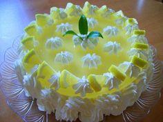 """Torta al limone (fredda) da """"piu' dolci"""""""