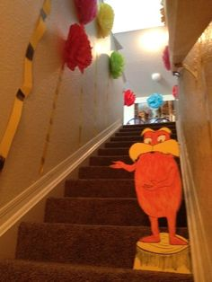 Dr. Suess Party | CatchMyParty.com