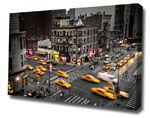 New York Yellow Cab Mayhem city canvas from only £14.99 at Canvas Art Print http://www.canvasartprint.co.uk/products/NEW-YORK-YELLOW-CAB-MAYHEM-446965.aspx