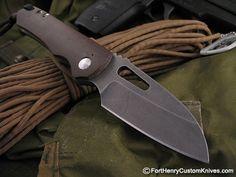 WR Bladeworks – Prometheous Friction Folder