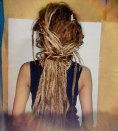 The things I do for love (e.e) #letsdraw :3 #dreadlocks #dreadhead
