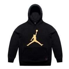 JORDAN X OVO PULL-OVER FLEECE HOODY HOODED SWEATSHIRT October's Very... ($120) ❤ liked on Polyvore featuring tops and hoodies