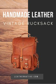 We let our top-quality and multi-functional vegan leather backpacks speak for themselves. The tan leather bag is appropriate for many occasions without making you feel out of place. Rock it to school or college, business trips and meetings, gym, outdoor recreation, family getaways, vacation, or simply for casual uses. We can all agree that a versatile and durable bag saves us a lot of money and trouble. So why not invest in our premium leather rucksacks?