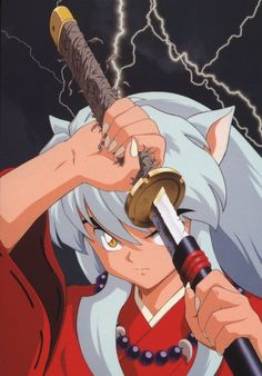InuYasha has to be my fav anime character (though his brother is a VERY close second)