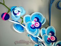Quilling Design For Beginners Paper Quilling For Beginners, Paper Quilling Tutorial, Quilling Paper Craft, Quilling Flowers, Paper Crafts, Quilling Designs, Arts And Crafts Supplies, Paper Art, Creative