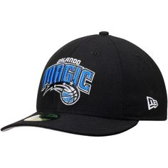 best website 49ab0 7da68 Your enthusiasm for the team will only grow when you get this Orlando Magic  Team Color fitted hat from New Era. The simple embroidered Orlando Magic  logo on ...