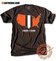 Cleveland - Orange and Brown Nation