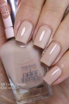 New Sally Hansen Color Therapy Collection 2016