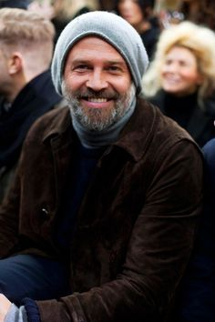 beards on the street | the street brown amp grey paris the sartorialist old men chique beard ...
