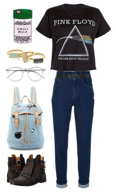 """""""#328"""" by riozannat ❤ liked on Polyvore featuring Paul & Joe Sister, Floyd, Dolce&Gabbana, Thakoon Addition, Wildfox, Astley Clarke, M&Co, women's clothing, women and female"""