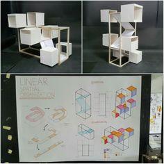 New Origami Architecture Geometry Paper Sculptures 21 Ideas # … Architecture Model Making, Origami Architecture, Architecture Student, Architecture Design, Paper Art Design, Futuristic Interior, Arch Model, Exhibition Booth Design, Principles Of Design