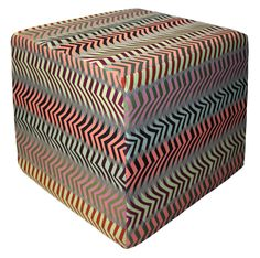 Congo Cube by Margo Selby