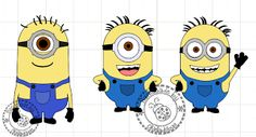Okieladybug's Scrap N' More: For the Love of Minions!!  SVG cutting file