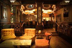 Carousel Bar @ Hotel Monteleone on Behance