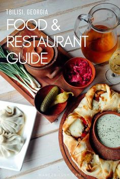 Where and what to eat in Tbilisi
