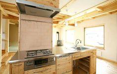 piece_mori_04 Kitchen, Home Decor, Cooking, Decoration Home, Room Decor, Interior Design, Kitchens, Home Interiors, Cucina