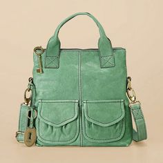 This is the purse I want. By Fossil.