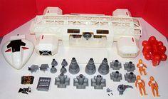 Vintage Mattel 1976 Space 1999 Eagle 1. Almost complete! Great Shape!  | eBay