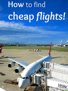 How to find Cheap Flights Online