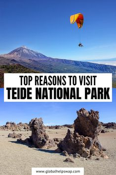 Teide National Park is a national park located in Tenerife. No trip to Tenerife is complete without visiting Teide National Park. Cruise through Mount Teide National Park with us as we hunt for the best views of the volcano, hiking trails, and explore fields of lava on Tenerife. Teide Volcano | Teide National Park | National Parks in Spain | UNESCO World Heritage sites | visit Teide National Park | What to see and do in Teide National Park | Mount Teide #spain #Mountteide #tenetife #Outdoor