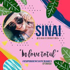 """@sinaiferrufino fue otra de las bellezas que vivió la experiencia de una suscripción de belleza. - """"In love total. - #experienciatumqui  #makeuplover #lifestyle"""
