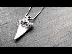 Shark Tooth Pendant Pave Black Diamonds  http://www.sofferaristore.com/shtope1.html