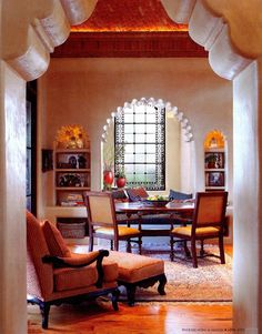 Subtle Yet Unique Moorish Details Accentuate This Candelaria Design Home. |  My Kind Of Decor | Pinterest | Moorish, Spanish Revival And Spanish House