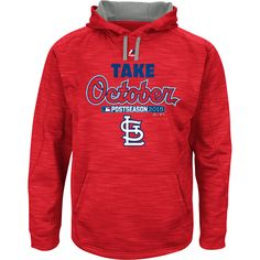 Washington Nationals Majestic Big & Tall 2016 Postseason We Came to Reign Streak Authentic Collection Pullover Hoodie - Red, Size: Red Sox Sweatshirt, Red Hoodie, Fleece Hoodie, Pullover, Cardinals Team, Cardinals Baseball, Mlb Spring Training, Mlb Postseason, Washington Nationals