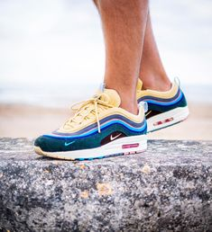 """more photos 5babb 538d6 B.S. on Instagram  """"🌊"""". Sean WotherspoonAir Max ..."""