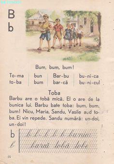 Romanian Language, Vintage School, Kids Education, Book Illustration, Nicu, Vintage World Maps, Nostalgia, Crafts For Kids, Activities