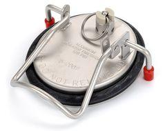 Lid: Cornelius-Style Keg | E. C. Kraus Homebrew Supplies