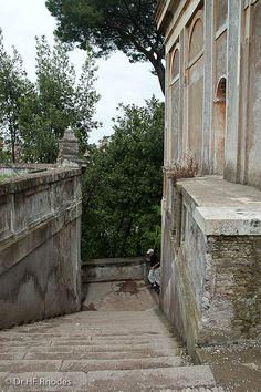 House of Livia, Palatine Hill,  Rome, Italy