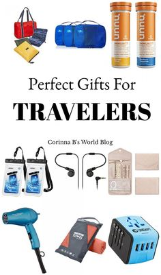 15 Gift Ideas That Are Perfect For Travelers