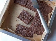 Brownies {using coconut flour}