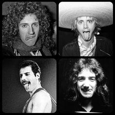 Queen Photos, Queen Pictures, Queen Ii, I Am A Queen, Queen Meme, Roger Taylor, Queen Freddie Mercury, Queen Band, Brian May