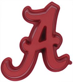 Roll Tide! Cake mold.  I'm gonna get this one of these days.