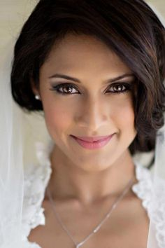 Get the makeup instructions for this wedding-worthy look and ...